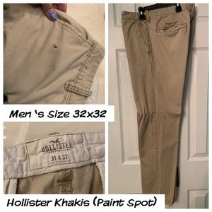 Men's Hollister Khakis (31x32)